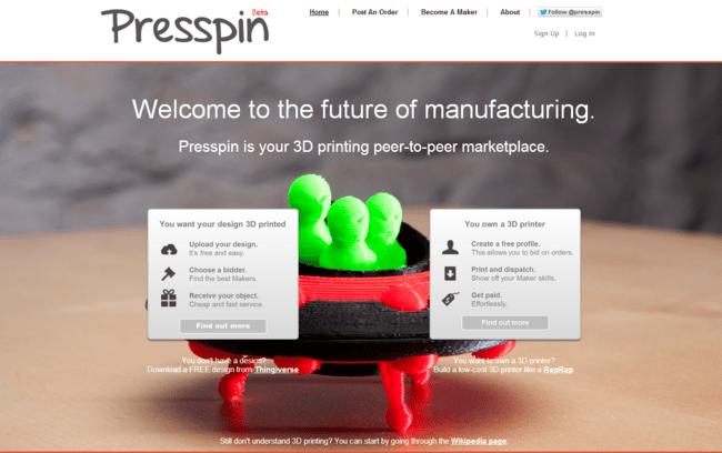 presspin